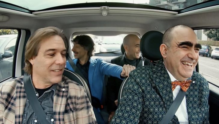 Una Fiat 500 Speciale per Elio e le Storie Tese [VIDEO] - Foto 15 di 18