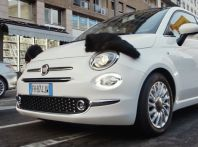 Una Fiat 500 Speciale per Elio e le Storie Tese [VIDEO]