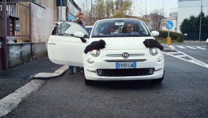 Una Fiat 500 Speciale per Elio e le Storie Tese [VIDEO] - Foto 6 di 18