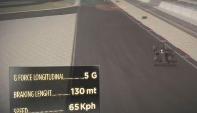 Video Pirelli GP Bahrain F1: giro di pista in 3D