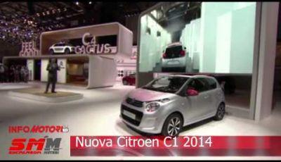 Nuova Citroen c1