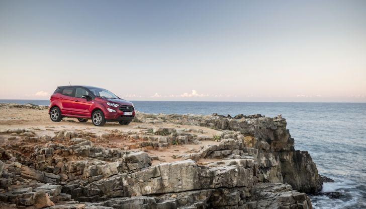 Ford EcoSport nuova generazione, il SUV compatto pratico e tecnologico - Foto 8 di 32