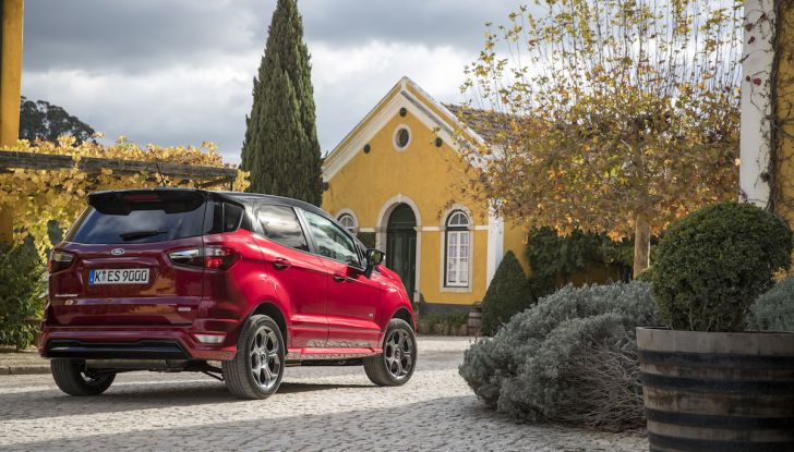Ford EcoSport, il SUV compatto con Intelligent All-Wheel Drive - Foto 11 di 32