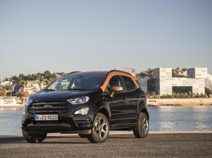 Ford EcoSport nuova generazione, il SUV compatto pratico e tecnologico - Foto 24 di 32