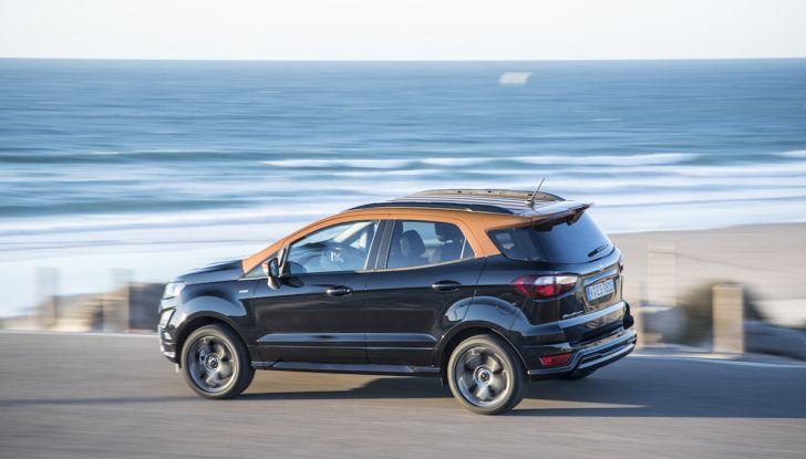 Ford EcoSport nuova generazione, il SUV compatto pratico e tecnologico - Foto 25 di 32