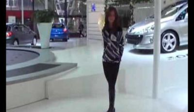 Video Peugeot – Motor Show Bologna 2007