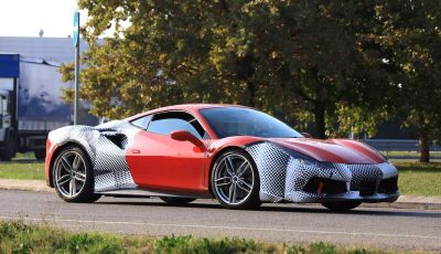 Ferrari 488 GTO 2019, la nuova sportiva del Cavallino è in fase di test
