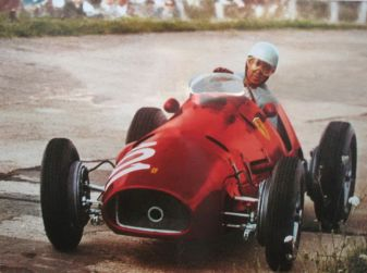 Ferrari 500, la prima ad aver vinto un Campionato del Mondo di Formula 1