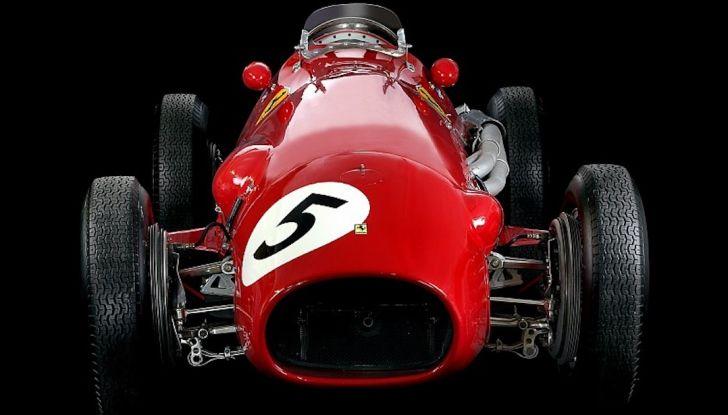 Ferrari 500, la prima ad aver vinto un Campionato del Mondo di Formula 1 - Foto 4 di 6