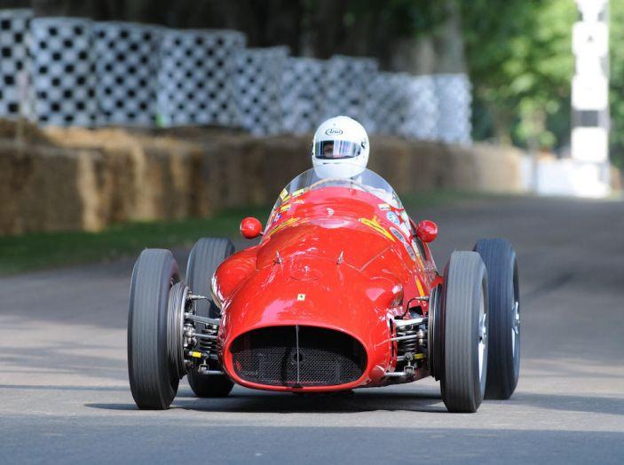 Ferrari 500, la prima ad aver vinto un Campionato del Mondo di Formula 1 - Foto 6 di 6
