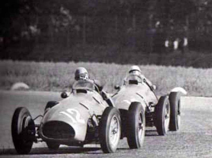 Ferrari 500, la prima ad aver vinto un Campionato del Mondo di Formula 1 - Foto 2 di 6
