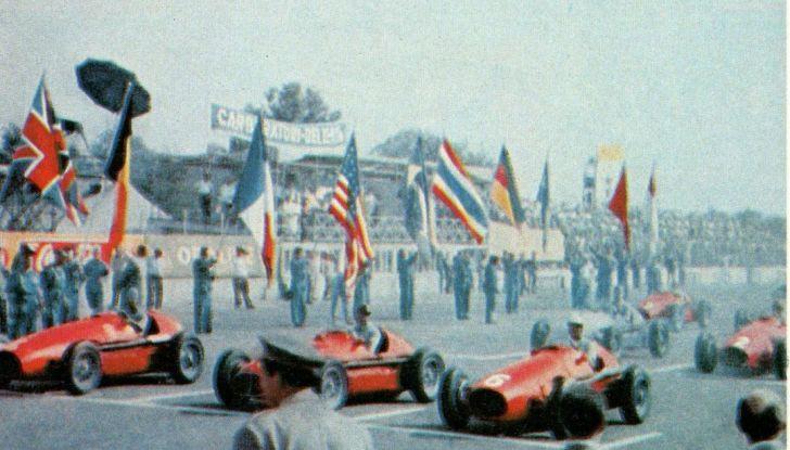 Ferrari 500, la prima ad aver vinto un Campionato del Mondo di Formula 1 - Foto 3 di 6