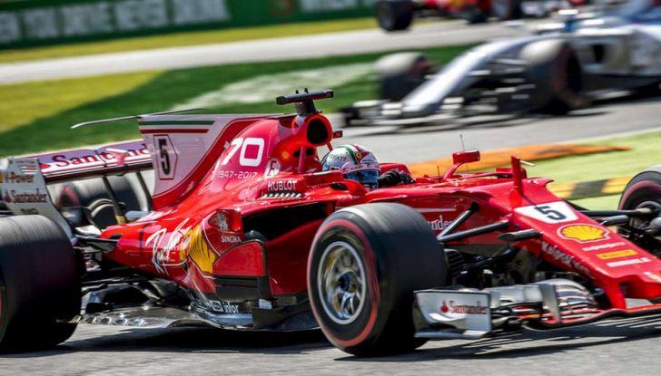Mondiale F1 2018, la Rai verso la rinuncia dei diritti TV - Foto 2 di 13
