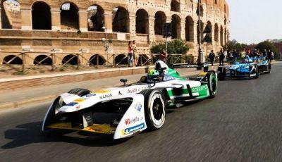Formula Elettrica in vendita i biglietti per il GP di Roma