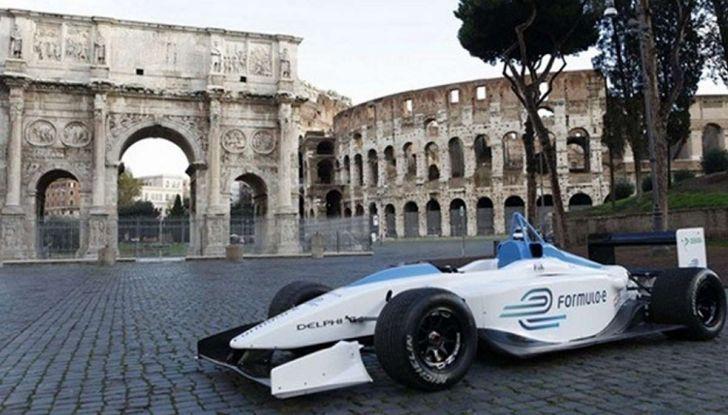 Formula Elettrica in vendita i biglietti per il GP di Roma - Foto 3 di 9