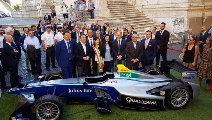 Formula Elettrica in vendita i biglietti per il GP di Roma - Foto 4 di 9