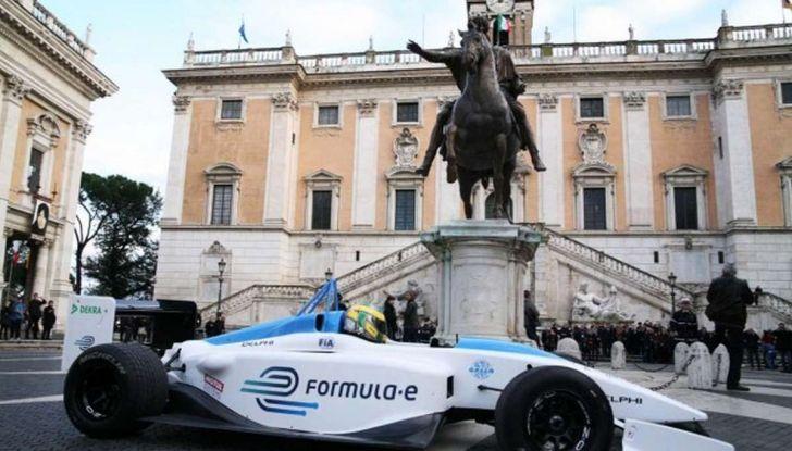 Formula Elettrica in vendita i biglietti per il GP di Roma - Foto 7 di 9