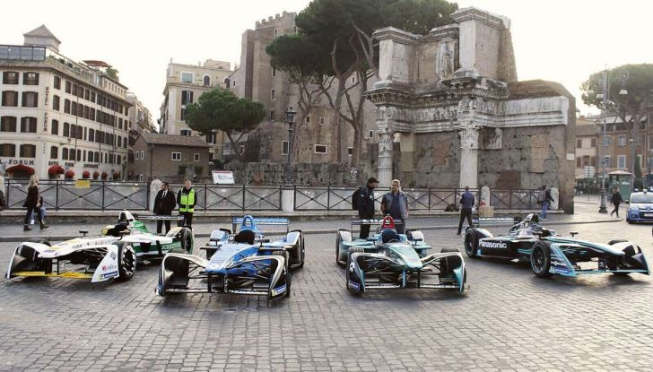 Formula Elettrica in vendita i biglietti per il GP di Roma - Foto 8 di 9