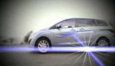 Video Mazda 5