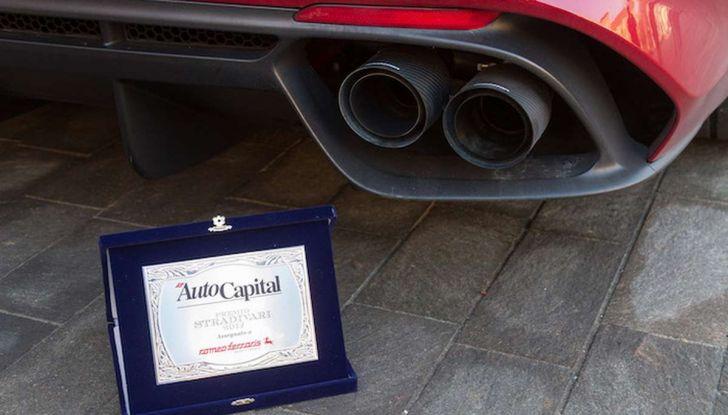 Gli scarichi dell'Alfa Romeo Giulia Quadrifoglio diventano musica - Foto 3 di 4