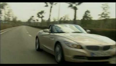 Video BMW Z4 – Test Drive