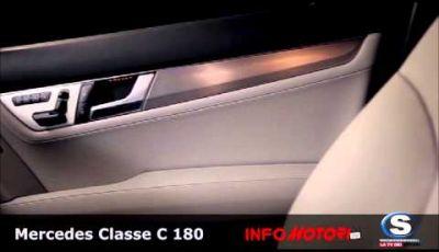 Mercedes Classe C 180 a Vallelunga