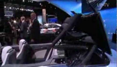 Video Mercedes Classe E Cabrio – Detroit