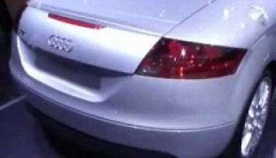 Video Audi – Francoforte 2007