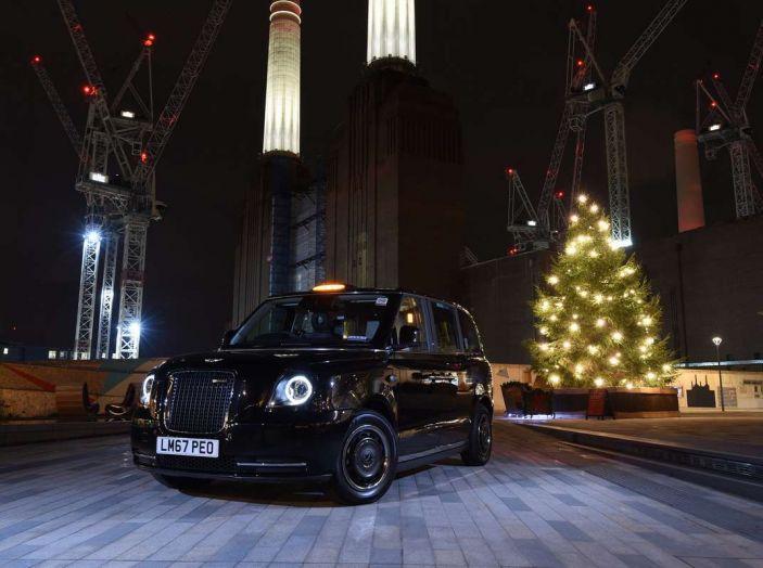 I Black Cab, i taxi di Londra, diventano elettrici - Foto 3 di 7