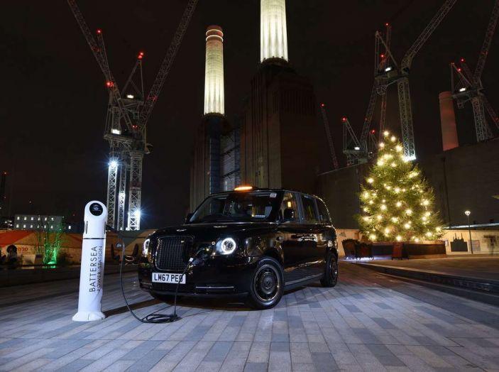 I Black Cab, i taxi di Londra, diventano elettrici - Foto 4 di 7