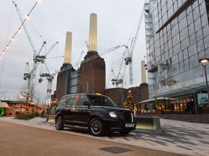 I Black Cab, i taxi di Londra, diventano elettrici - Foto 5 di 7