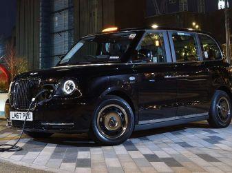 I Black Cab, i taxi di Londra, diventano elettrici