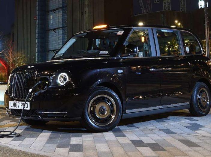 I Black Cab, i taxi di Londra, diventano elettrici - Foto 6 di 7
