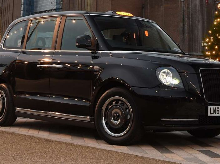 I Black Cab, i taxi di Londra, diventano elettrici - Foto 7 di 7