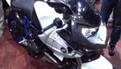 Video BMW – Eicma 2007