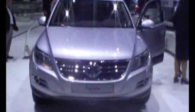 Video Volkswagen – Ginevra 2008