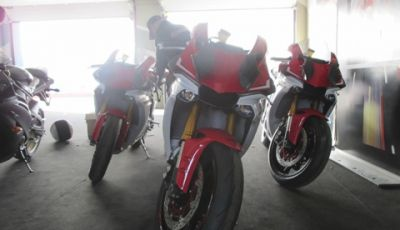 Yamaha R1 2015: Recensione in Pista con Pedersoli