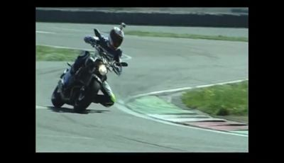 Yamaha MT-07: Test Ride in pista e su strada