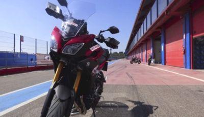 MT-09 Tracer Test Ride: la rivoluzione di Yamaha