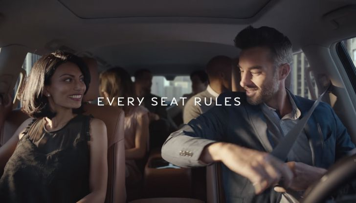 Game of Thrones, lo Spot di Infiniti per la nuova QX80 - Foto 7 di 16