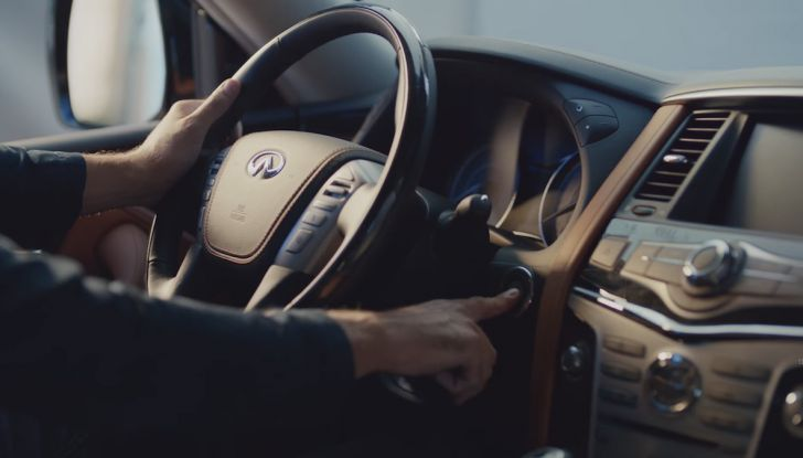 Game of Thrones, lo Spot di Infiniti per la nuova QX80 - Foto 8 di 16