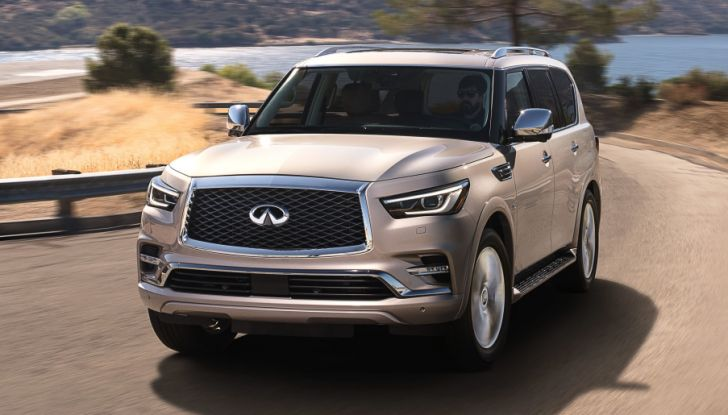 Game of Thrones, lo Spot di Infiniti per la nuova QX80 - Foto 11 di 16
