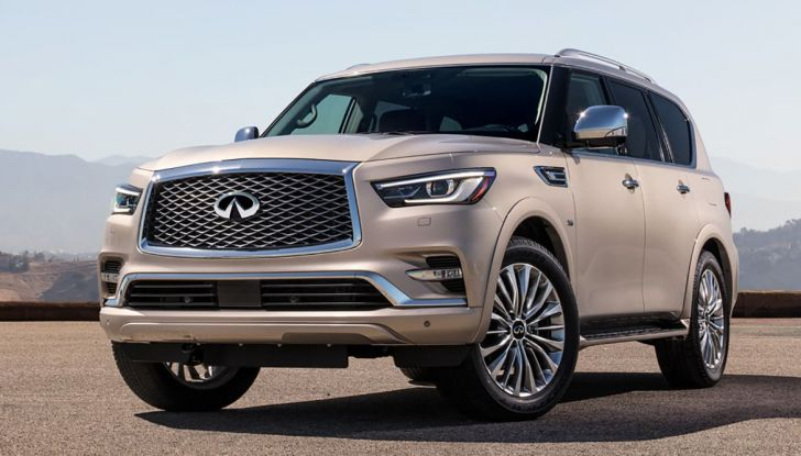 Game of Thrones, lo Spot di Infiniti per la nuova QX80 - Foto 13 di 16
