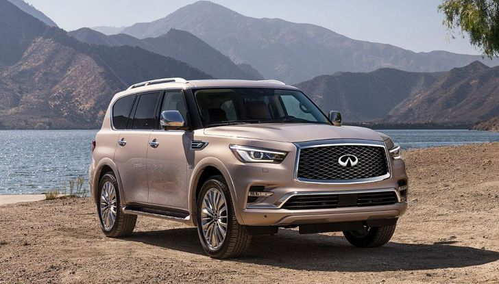 Game of Thrones, lo Spot di Infiniti per la nuova QX80 - Foto 16 di 16