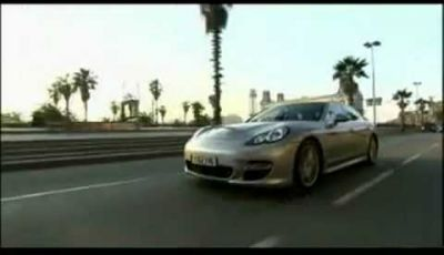 Video Porsche Panamera