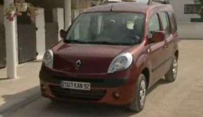 Video Renault Kangoo