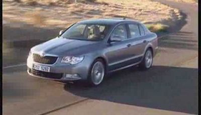 Video Skoda Superb