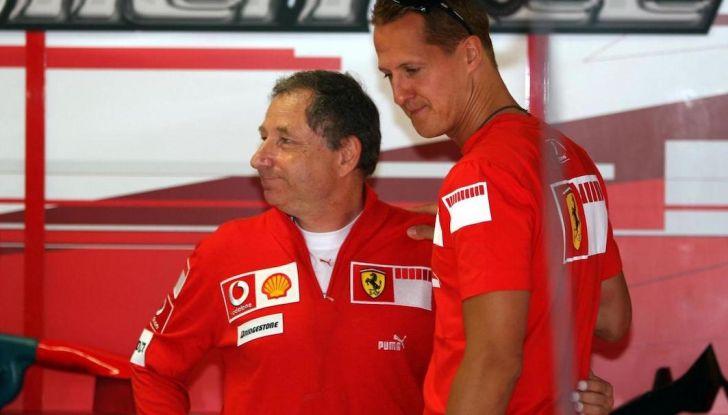 """Multato per eccesso di velocità: """"sono posseduto dallo spirito di Schumacher"""" - Foto 6 di 9"""
