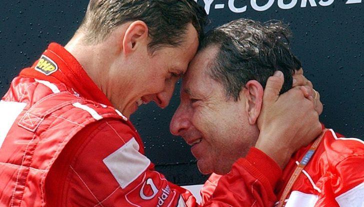 """Multato per eccesso di velocità: """"sono posseduto dallo spirito di Schumacher"""" - Foto 8 di 9"""