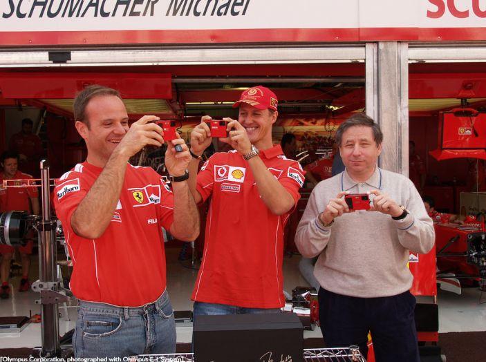 Jean Todt: Micheal Schumacher, timido campione, continua a lottare - Foto 3 di 9